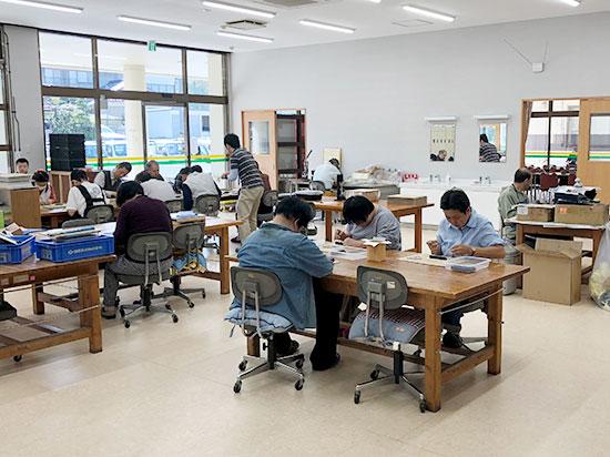 障がい者就労支援センター伊南桜木園